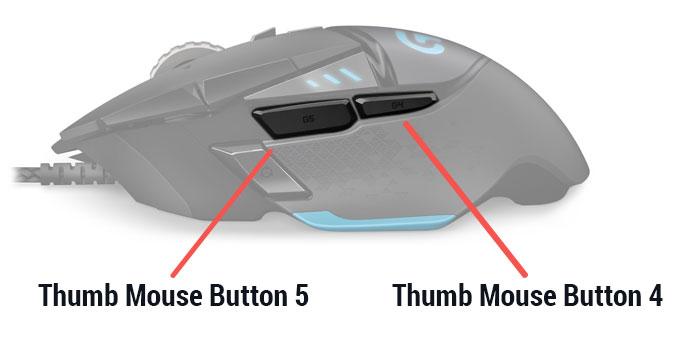 CDNThe3rd Mouse Buttons