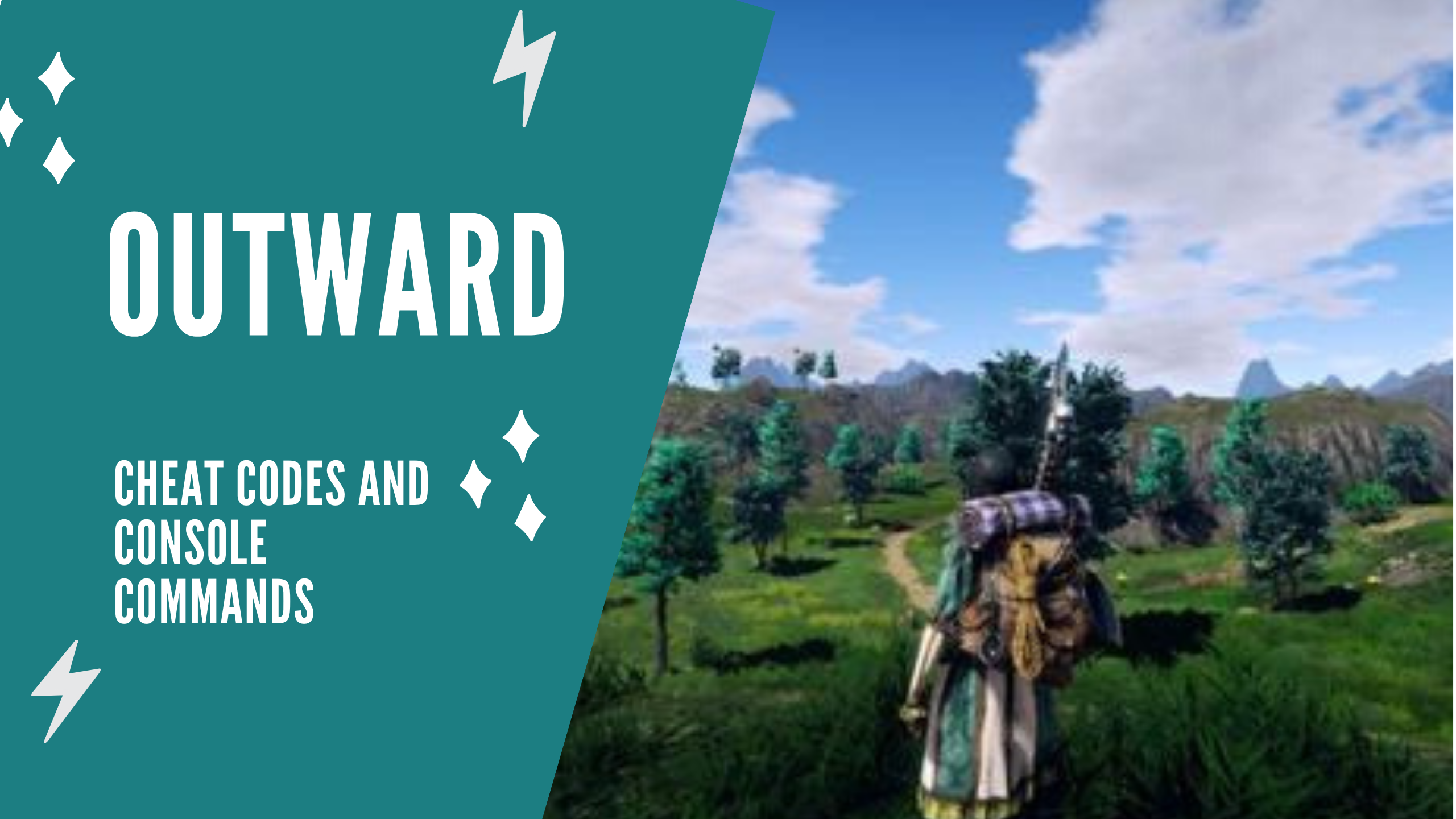 Outward cheat codes