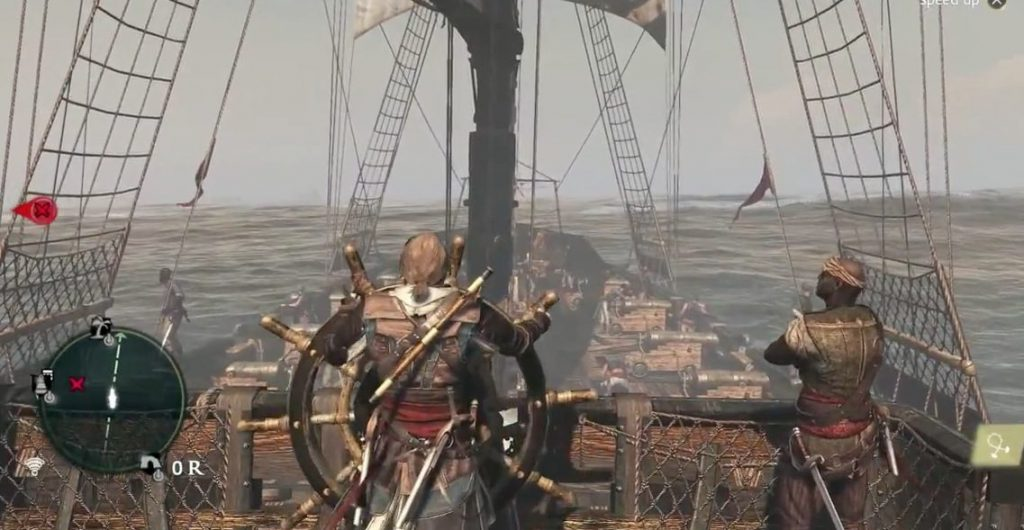 Assassin's Creed Black Flag Gameplay