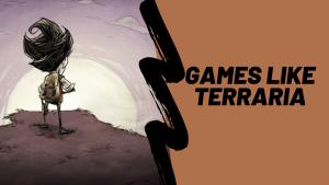 Game Like Terraria