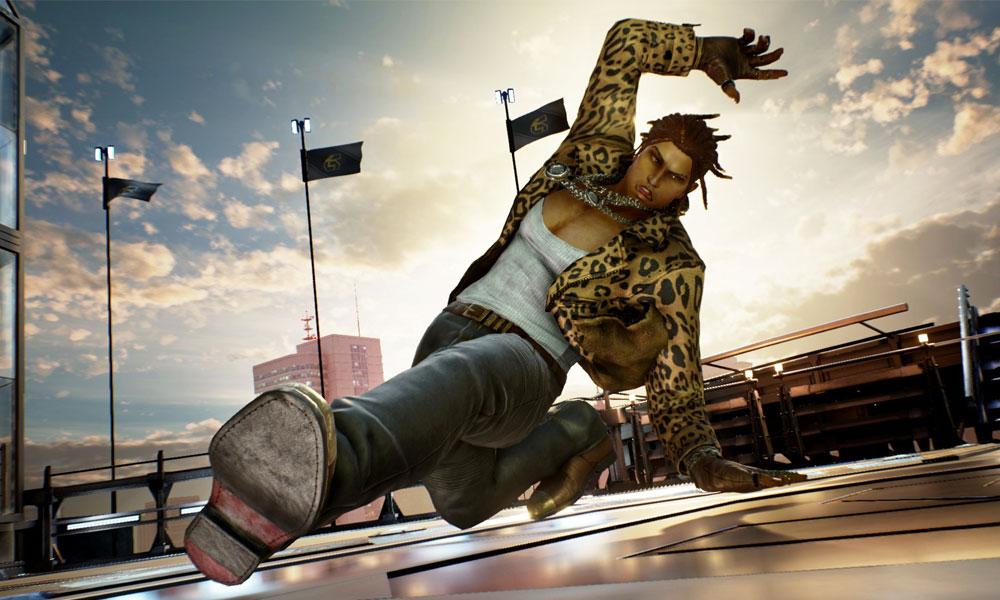 Tekken 7 eddy