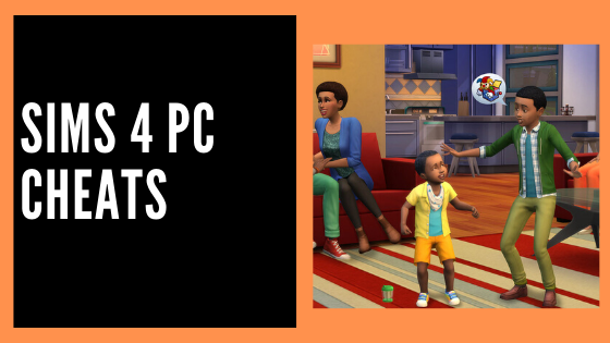 sims 4 pc cheats