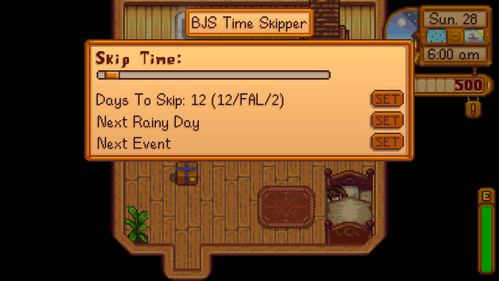 BJS - Time Skipper