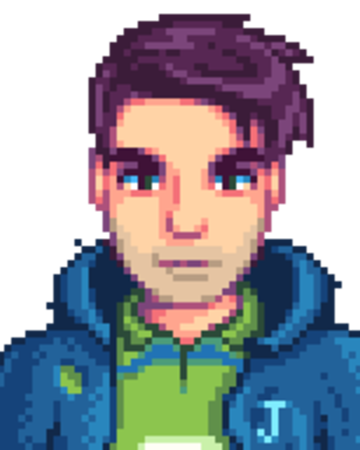 Shane Stardew valley