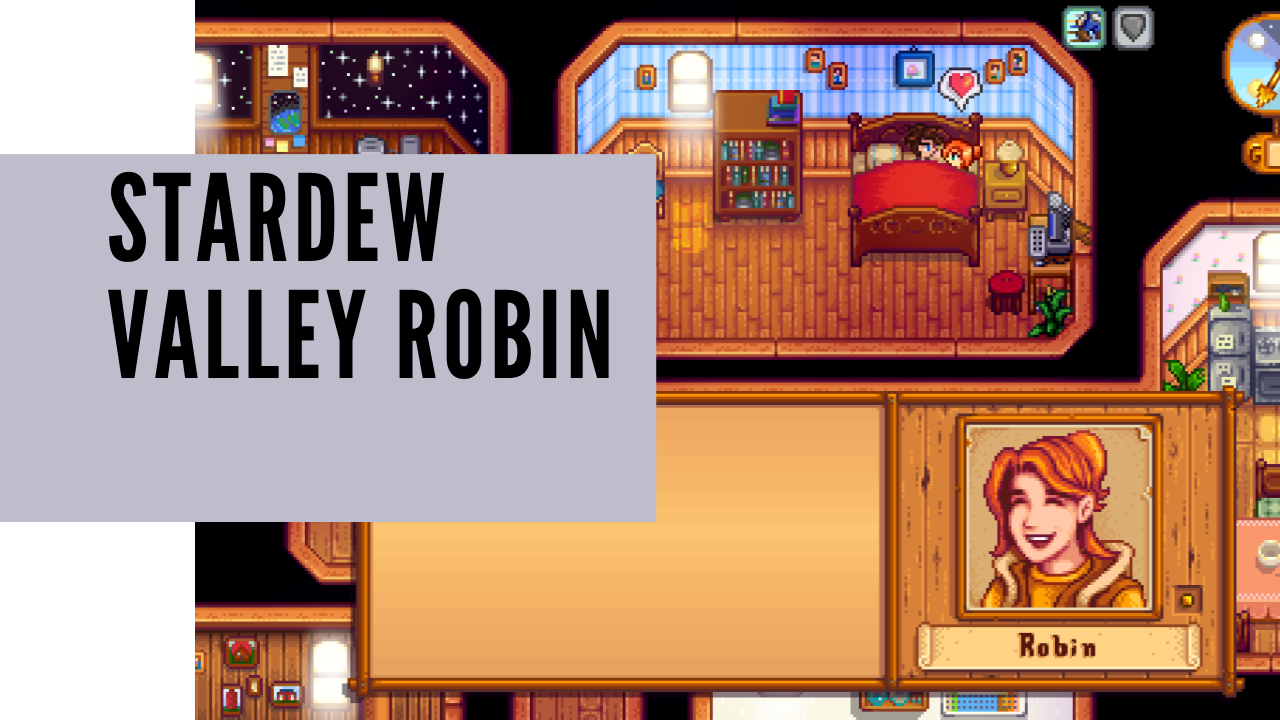 stardew valley robin guide