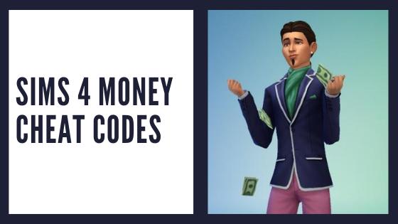 Sims 4 money cheat code