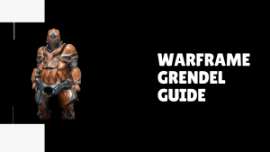 Warframe gendel Guide