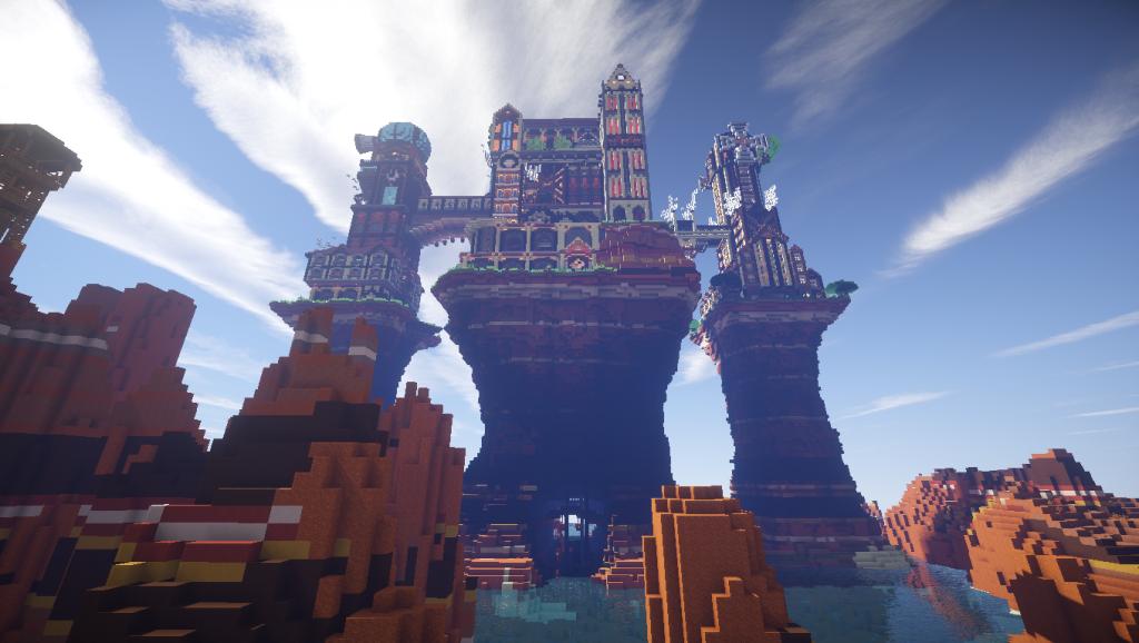 Steampunk Castle Thegamedial