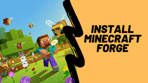 install minecraft forge