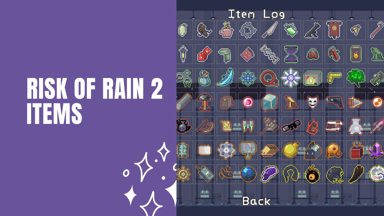 Risk of Rain 2 items