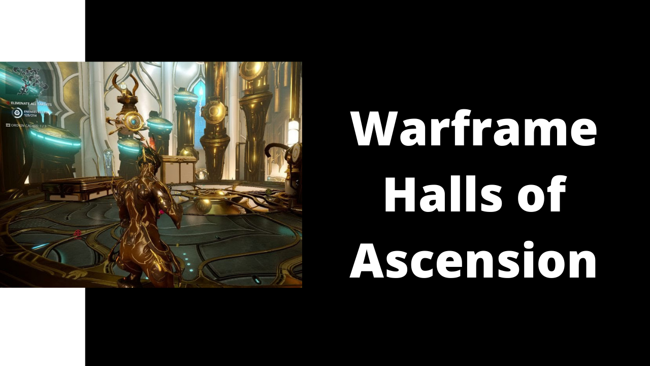 Warframe Hall of Ascension