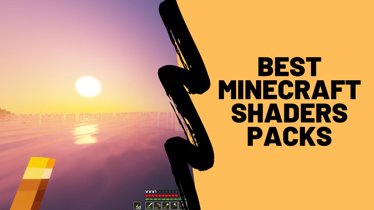 Minecraft shader packs