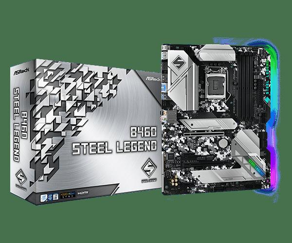 B40-steel legend
