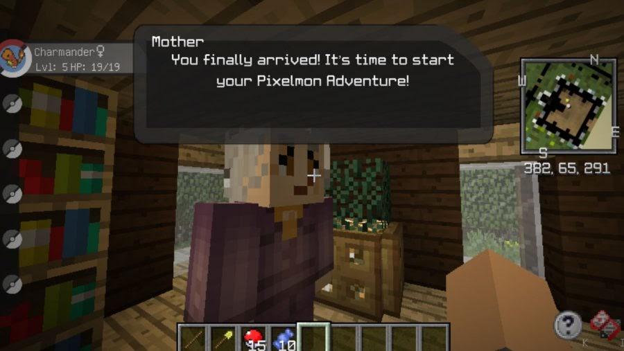 Minecraft servers - PixelmonCraft