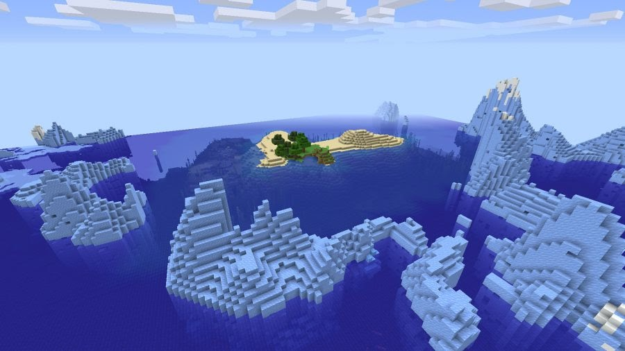 Solidified Island