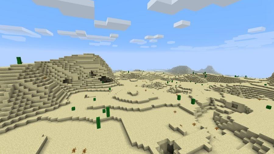 Minecraft SAVANNAH BIOME WITH BLACKSMITH