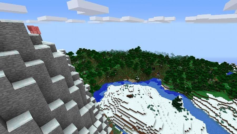 Minecraft Numerous Biomes