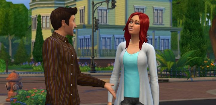 Sims 4 Vibrant personality system: Thegamedial