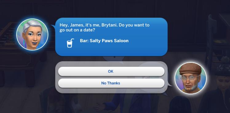 Sims show signs of improvement NPC invites: Thegamedial