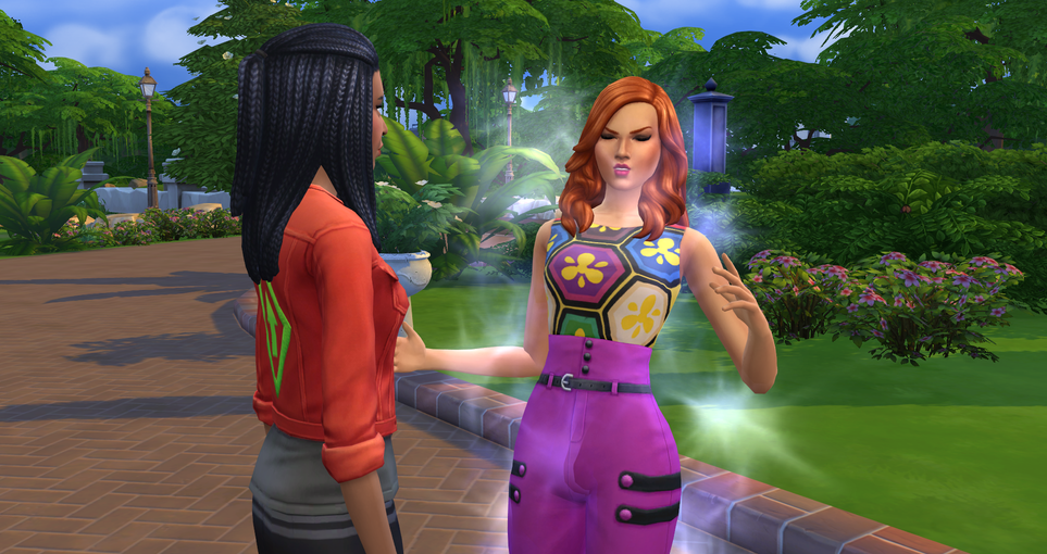 impulses and sims challenges