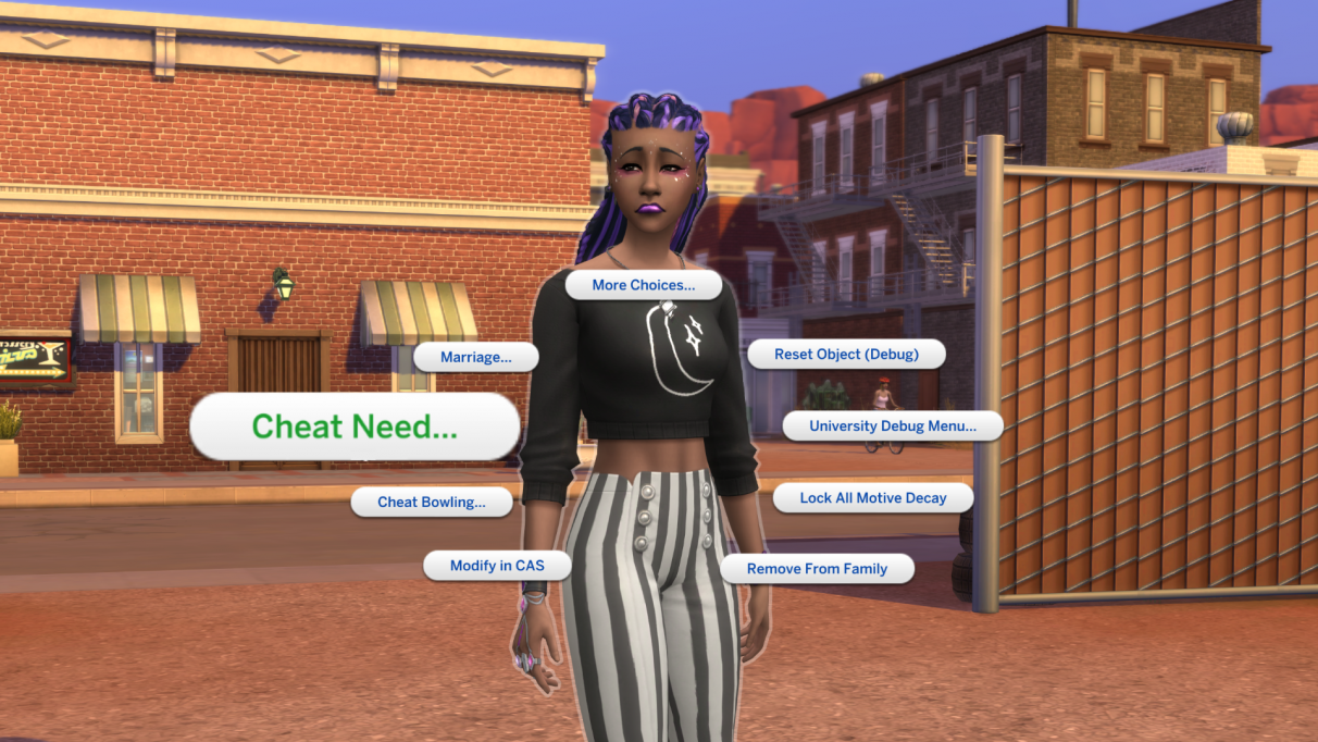 sims 4 relationship cheat