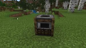 Minecraft smoker