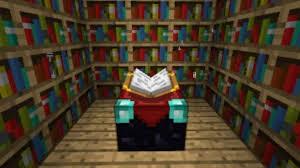 Minecraft enchanting