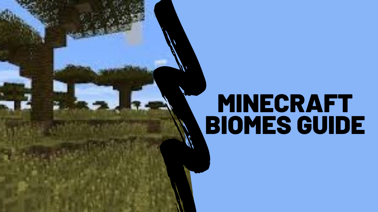 Minecraft biomes guide