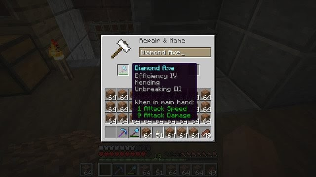Mending Minecraft 2