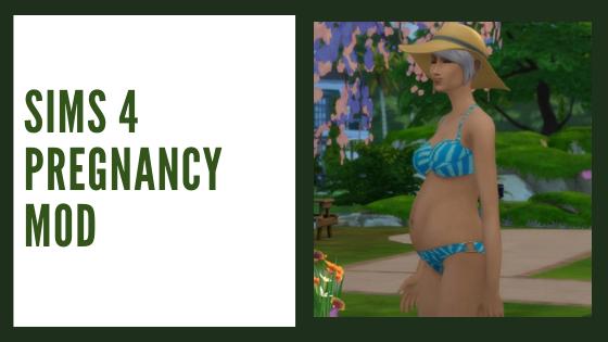sims 4 pregnancy mod