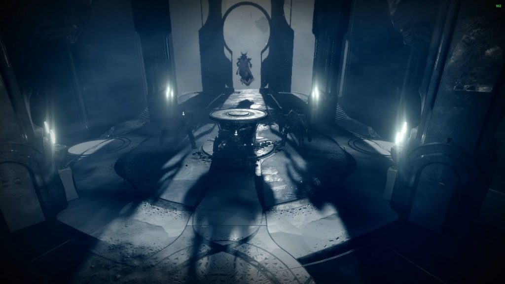 Shattered Throne map: Dul Incaru
