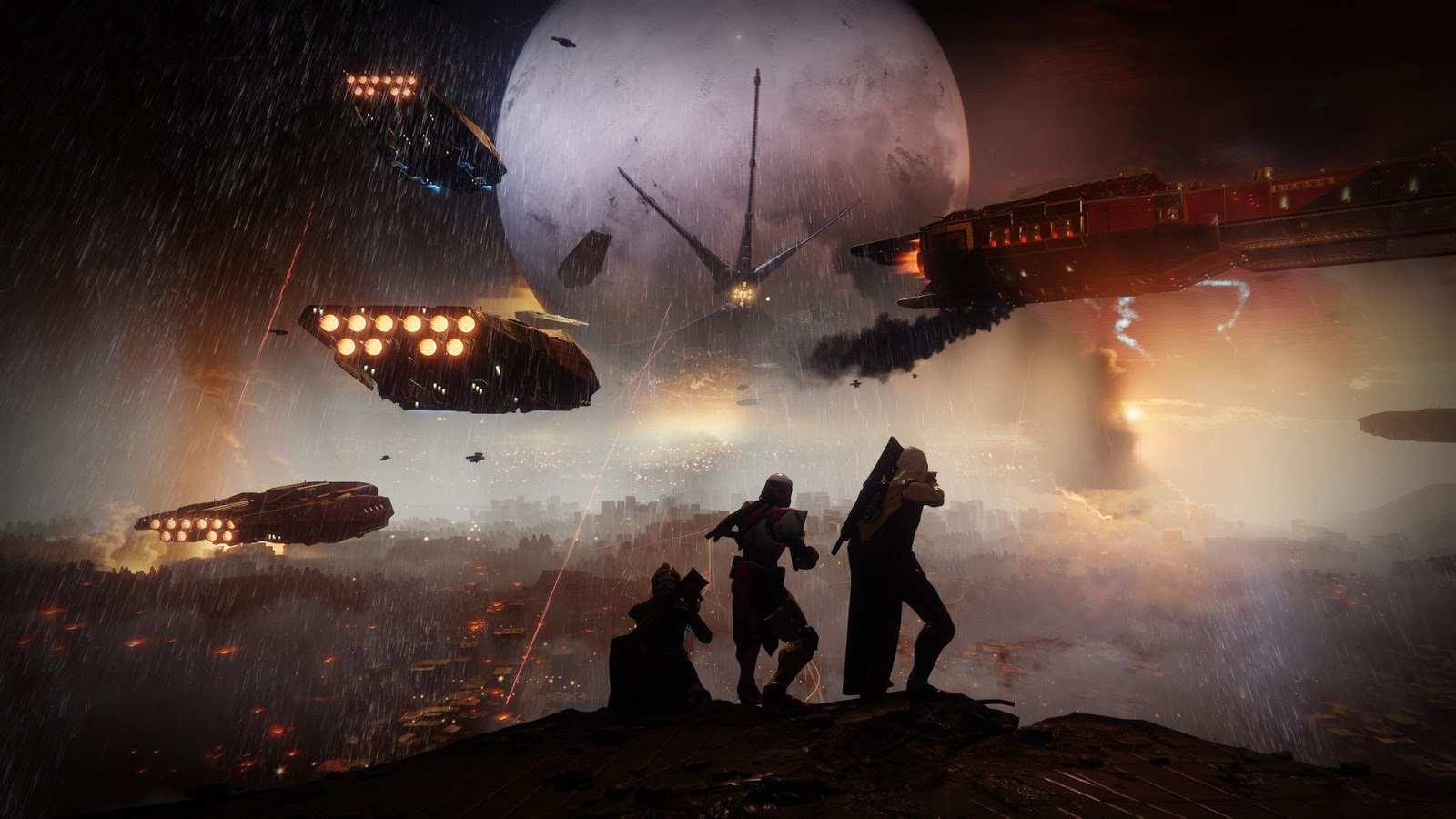 What is the Destiny 2 campaign order? | Thegamedial
