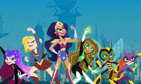 Dc super girls