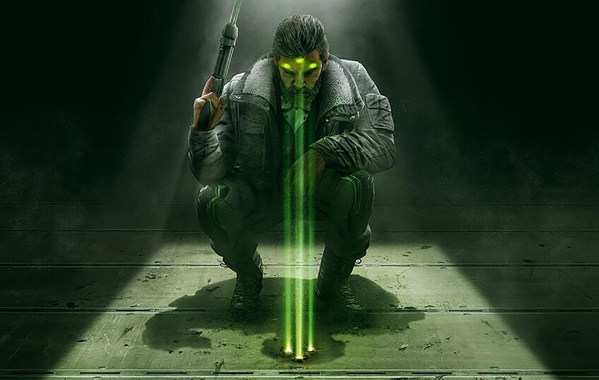 Sam Fisher comes to Rainbow Six: Siege