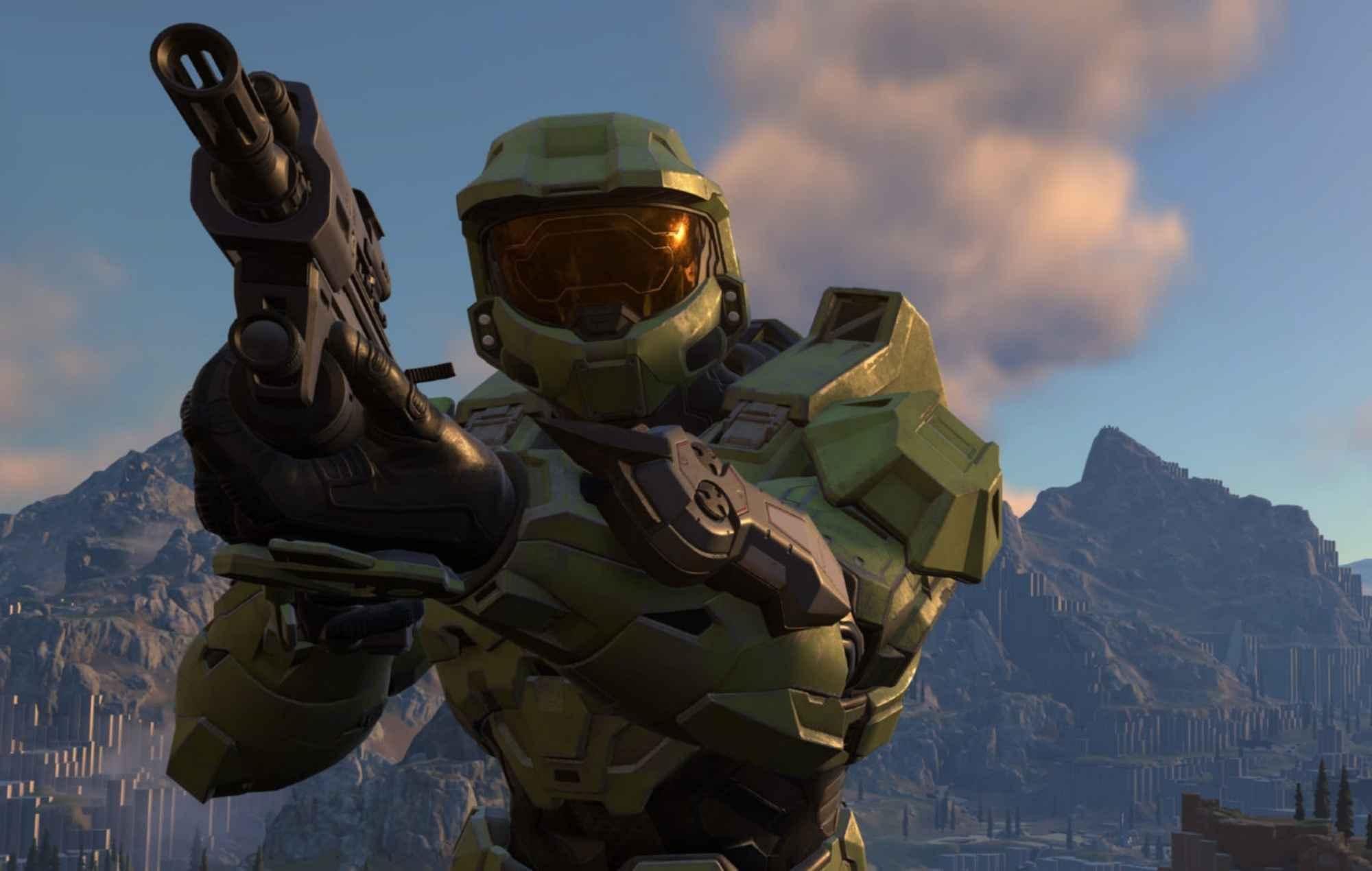 Halo Infinite's new pass is something extraordinary