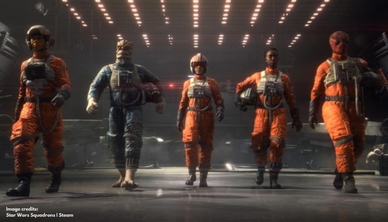 Starwar: Squaron