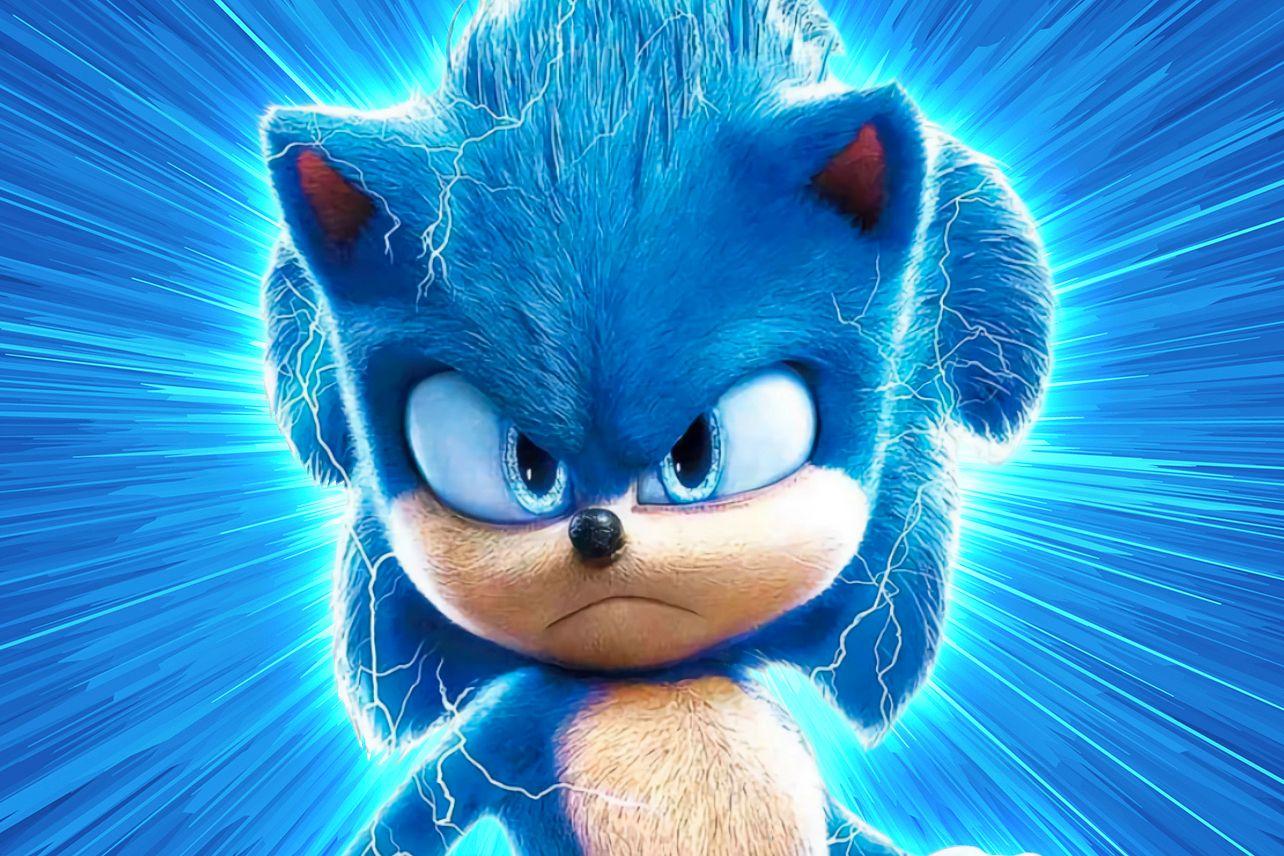 Sonic the Hedgehog 2 Paramount