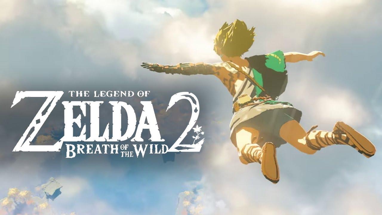 The legend of Zelda: Breath O the Wild