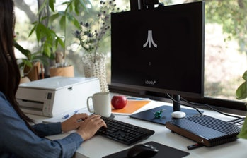 Atari's VCS is a retro mini console that doubles as a mini PC.
