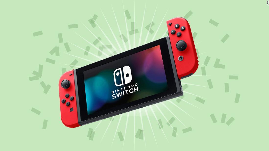 Nintendo's new OLED