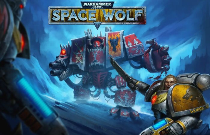 Warhammer 40,000 Space Wolf launches on Xbox