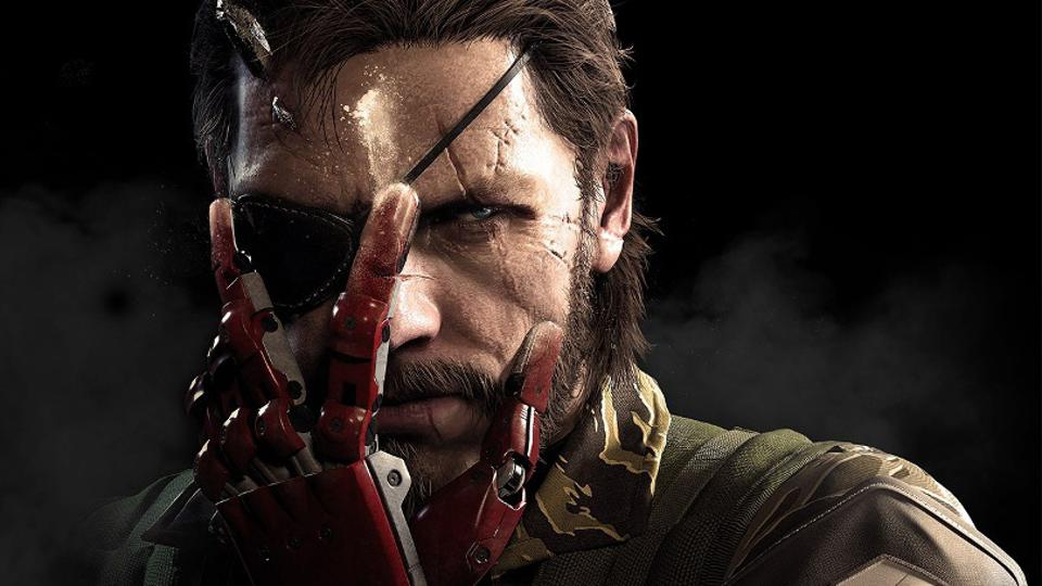 Microsoft Should Buy The 'Metal Gear Solid' Franchise