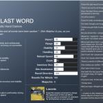 Last word Destiny 2