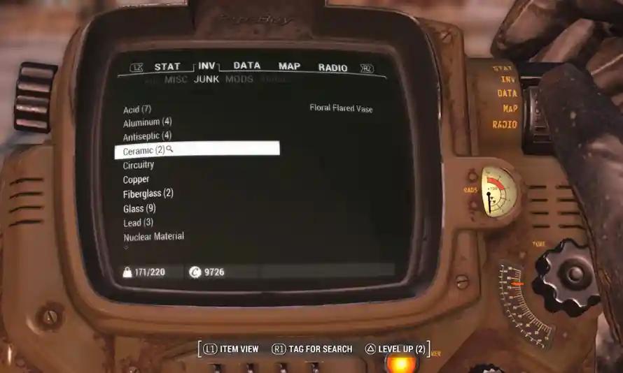 Fallout 4 build 3