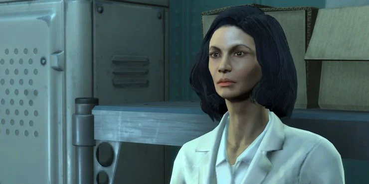 Nurse Ratched Fallout 4