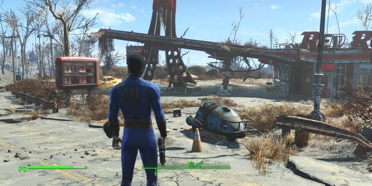 unofficial fallout 4 patch