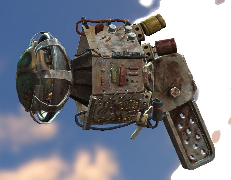 Lorenzo Artifact gun