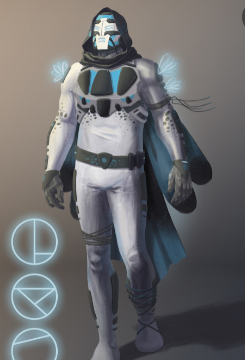 PERIOD OF THE WORTHY HUNTER ARMOR