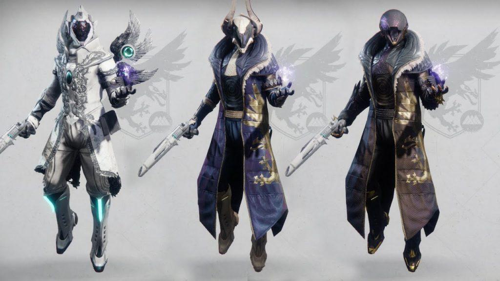 PERIOD OF THE WORTHY WARLOCK ARMOR